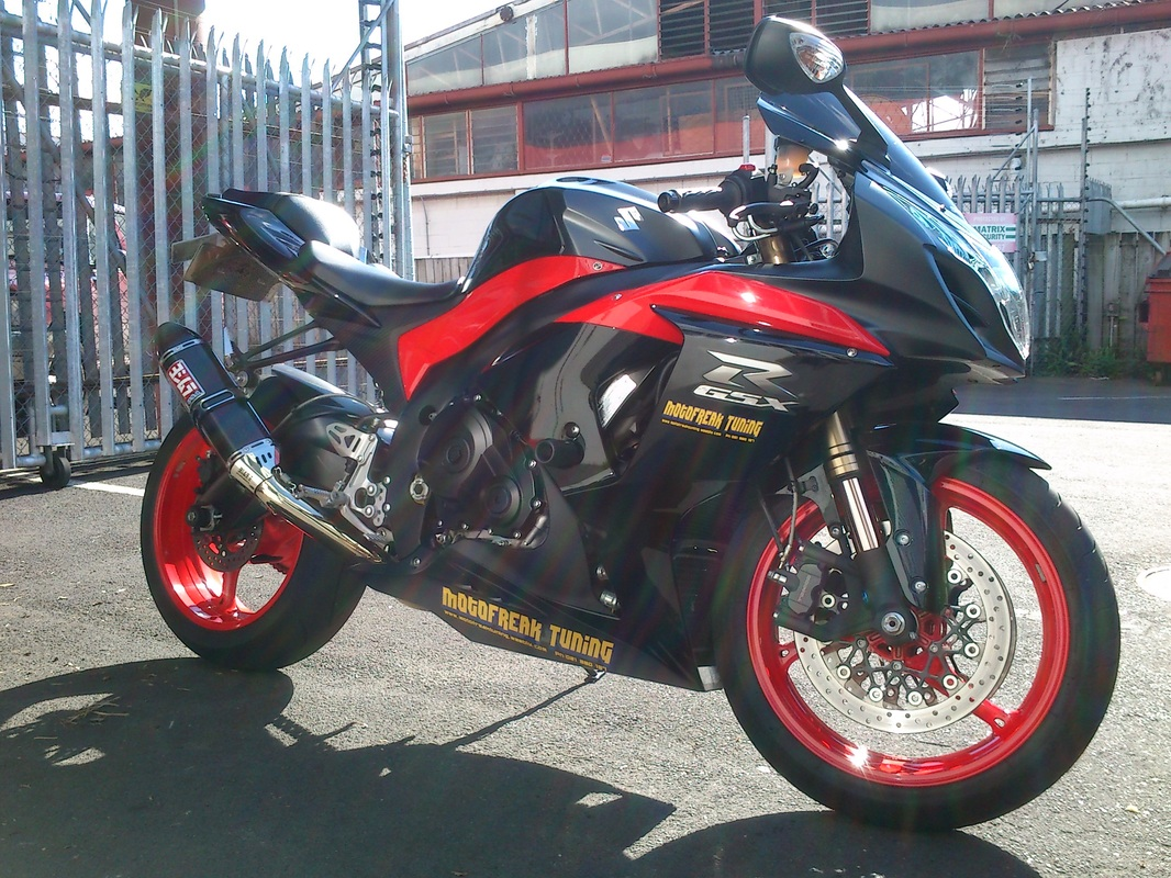 Motorcycle Performance Tuning - Home
